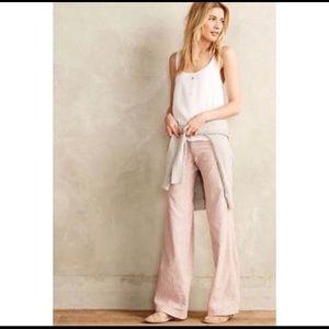 Pilcro and the Letterpress Linen Pants